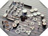 N40 de Magneet van de Ring van NdFeB van het Plateren van het Nikkel voor de Spreker Van uitstekende kwaliteit