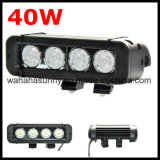 Serie caliente 8 de la barra ligera de la pulgada LED de la venta 40W 7.8