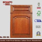 Puertas de cabina calientes de cocina del diseño de la antigüedad de la venta (GSP5-023)