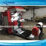 Máquina Flexographic da impressora do saco poli