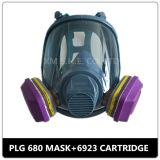 Het volledige Ademhalingsapparaat van het Masker van de Voorzijde (680)