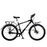 """7 속도 샤프트 드라이브 여행 자전거 26*17 """" 뚱뚱한 자전거"""