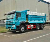 Sinotruck HOWOの6X4によって使用されるダンプカーのダンプのダンプトラック(RHD)