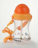 350ml kundenspezifische Kind-Kind-Wasser-Flasche mit Drucken, nette Wasser-Flasche (hn-1203)