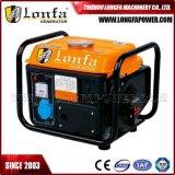 0.9kVA 100% kupferner Leitung- Drehstromlichtmaschinemanueller Benzin-Generator