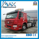 2017 High Quality Sinotruk HOWO Tractor Truck 6X2 336HP Trailer Head Truck for Sale