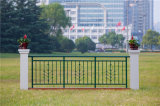 Haohan 고품질 장식적인 직류 전기를 통한 강철 Alluminum 합금 발코니 가로장으로 막는 7