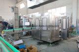 Automatische Alcoholisch drinkt het Vullen van de Drank van het Sap van het Water van de Olie van de Wijn van het Bier Bottelende Verpakkende Machine