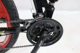 マグネシウムの合金の車輪が付いているリチウム電池式山の電気折るバイク