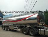 40kl 알루미늄 합금 유조선 트레일러 트레일러 40000 리터 고품질 연료 탱크