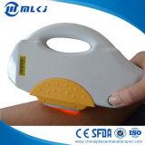 Máquina portátil da remoção do cabelo com os 2 punhos com o laser do ND YAG do Q-Interruptor de Shr