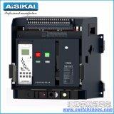 Intelligente Stroomonderbreker van het Type van Askw1-1250A de 3poles&4poles Vaste voor Box&Power Dw