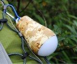 Nueva batería portable de la potencia de la lámpara de la llegada que acampa 7800mAh (OM-S89)
