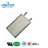 2000mAh 3.7V 1c litio polímero de litio para Electrónica de Consumo Ce UL