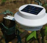 PMMA IP44를 가진 알루미늄 태양 LED 담 빛
