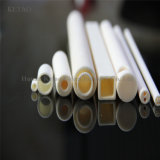 Tubo de cerámica del termocople del alúmina técnico industrial del 99.5% - Ketao