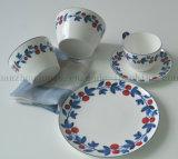 De Ceramische Kop Van uitstekende kwaliteit van de Thee van de Middag van de douane met Schotel