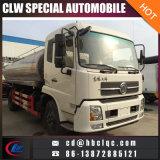 Caminhão de tanque do transporte do leite do petroleiro do caminhão do leite dos Ss 10000L