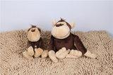 Заполненная таможней игрушка плюша обезьяны