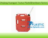 Il serbatoio di combustibile portatile di plastica Jerry del serbatoio di benzina può 10L