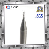 HRC 55 Long Shank Carbide Ball Nose Endmills