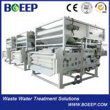 Presse élevée de courroie de filtre-presse de courroie d'Effiency Ss304 à vendre le traitement des eaux de perte