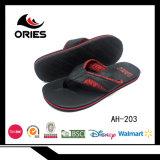 De hete Verkopende Antislip Comfortabele Pantoffels van de Wipschakelaar van EVA van de Mens