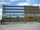 Painéis compostos de alumínio para edifícios
