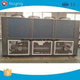 Tubo del PVC que hace el refrigerador refrescado aire del tornillo de la industria 180tr de la máquina