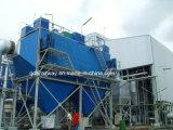 Elektrostatisch Neerslagmiddel (IN HET BIJZONDER voor boilergas het schoonmaken systeem)