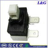 SCHALTHEBEL-Ein-Ausdrucktastenschalter der Energien-16A 250VAC T125 Pusn heller Mikro(MPS21)