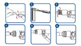 Le tube en cuivre et les outils à main Refrigeartion, extenseur du tube hydraulique