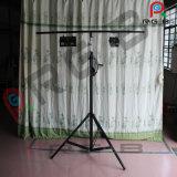 Elevación manual audio del braguero del funcionamiento de la etapa del hierro al aire libre de la luz