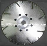 La hoja de sierra de diamante Electroplated