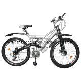 Подвеска горный велосипед с дисковыми тормозами MTB-045