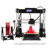 Stampanti del filamento 3D di Anet Prusa I3 4kg