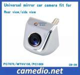 Digitale Videocamera van de Auto van de Spiegel van de Schroef van de Huisvesting van het metaal de Universele Geschikt voor AchterMening/Zijaanzicht