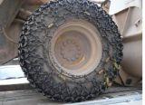 La cadena de protección de neumáticos