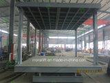 Elevatore dell'automobile del sistema di parcheggio dell'elevatore dell'automobile con la doppia piattaforma