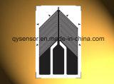 荷重計ホイルのゲージのための半分橋ひずみゲージ