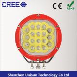 """180mm 7 """" 12V-24V 90W CREE LED nicht für den Straßenverkehr fahrendes Licht"""