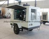 Compresseur d'air diesel de vis d'entraînement