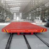 Heißes verkaufendes Stahlprofil motorisiertes Transport-Gerät für Stahlfabrik auf Schienen