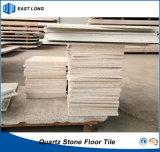 Ausgeführte Quarz-Stein-Fußboden-Fliese für Dekoration mit Qualität (einzelne Farben)