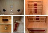 [بورتبل] خشبيّة [سونا] غرفة مقصور تحت أحمر لأنّ 2 الناس