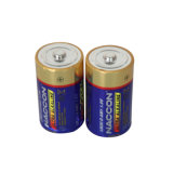 Freie alkalische 1.5V Lr20 trockene Batterie des Mercury-