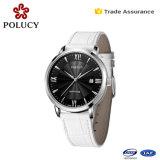 Venda a quente de aço inoxidável Sapphire Watch Swiss Quartz Watch