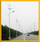 L'énergie de l'enregistrement hybride Wind-Solar lumière