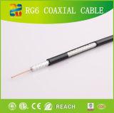 Высокое качество завод Цена коаксиальный кабель RG6 Коаксиальный кабельnull