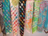 Nachgeahmter Silk Schal (101001)